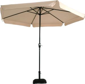 Outdoor Living Parasol Gemini Ecru