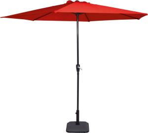 Outdoor Living Parasol Gemini Rood