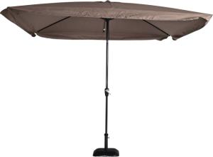 Outdoor Living Parasol Libra Taupe 2x3mtr