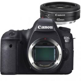 Canon EOS 6D + EF 40mm F/2.8 STM