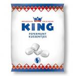 King Pepermunt Softmints Zak 175gram
