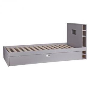 Junior Store Bed Incl. Matraslade - Hertog Grijs
