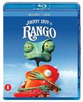 Rango Blu-Ray BILINGUAL // W/ JOHNNY DEPP. ANIMATION BLURAY