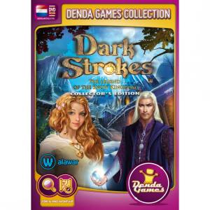 Denda Dark Strokes The Legend Of The Snow Kingdom Collector Edit