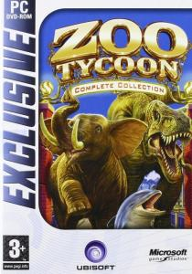 Zoo Tycoon Complete Collection Exclusive (8715181990591)
