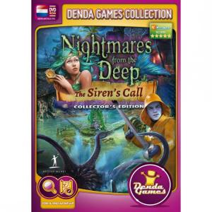 Denda Nightmares From The Deep 2 The Siren Call Collector Editio