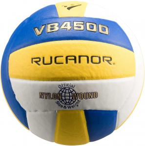 Rucanor Volleybal VB3500 Gel/blauw/wit Maat 5