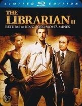 The Librarian 2 Return To King Solomons Mines Steelbook