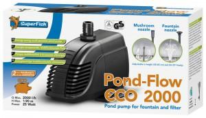 Superfish Pond Flow Eco 2000 L/h