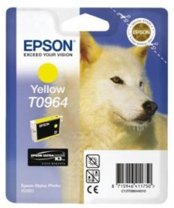 Epson Inktpatroon Yellow T0964