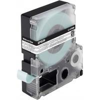 Epson Transparante Tape Breedte 12 Mm Wit/transparant