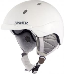 Sinner Helm Titan Voor Heren - Wit