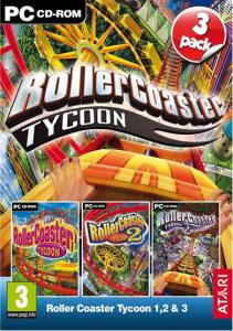 Rollercoaster Tycoon - 3 Pack (8716051052074)