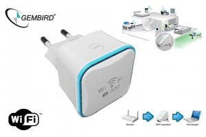 Gembird Gmb Wifi Repeater Wit Rp300-01