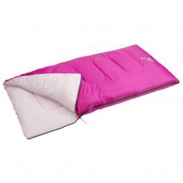 Abbey Camp Slaapzak Fuchsia Junior 140 X 70 Cm
