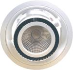 Wit LED Armatuur Van 2000lumen In 3000K 35 Incl Leddriver