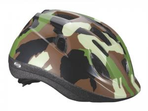 BBB Fietshelm Kind BHE-37 Boogy Camouflage Maat M