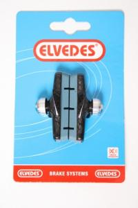 Elvedes Set Remblokken V Brake Race Full Carbon Per 2 Stuks
