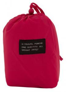 Travel Poncho Fuchsia