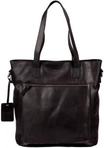 Burkely Vintage Jade Laptopshopper 15 Black