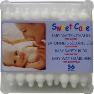 Sweetcare Wattenstaafjes Baby