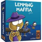 Lemming Maffia Bordspel