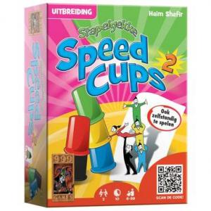 999games Stapelgekke Speed Cups 2 - Uitbreiding (8717249198635)