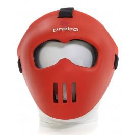 Brabo Face Mask Jr. Red