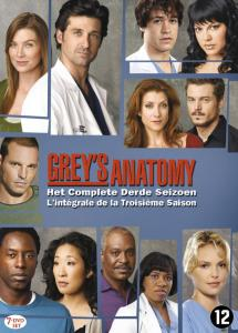Grey Anatomy - Seizoen 3