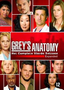 Grey Anatomy - Seizoen 4