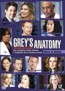 Grey Anatomy - Seizoen 6