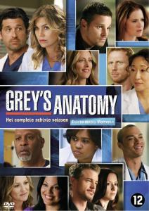 Grey Anatomy - Seizoen 8