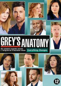 Grey Anatomy - Seizoen 9