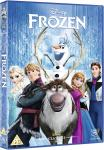 FROZEN. ANIMATION DVD