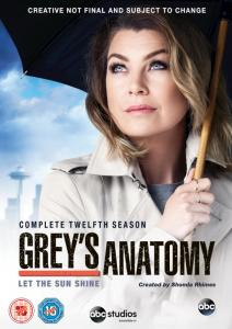 Grey Anatomy - Season 12 (8717418484927)
