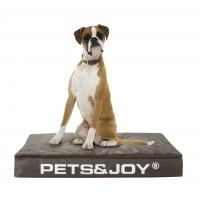 Sit Dog Bed Large - Taupe