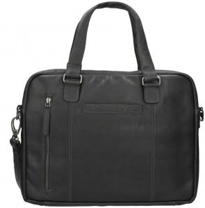Chesterfield Casual Shoulderbag Black