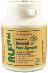 Broccoli Pure-sprouts