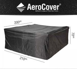 AeroCover Loungesethoes 210x200xh70 - Antraciet