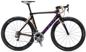 Giant Liv Envie Advanced 2014 Purple Gold