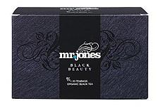 Mr Jones Black Beauty Zwarte Thee