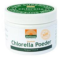 Absolute Chlorella Poeder Bio China