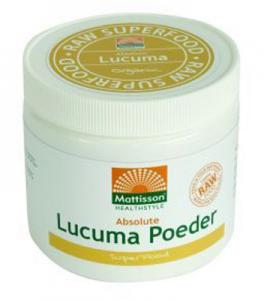 Absolute Lucuma Poeder Raw Bio