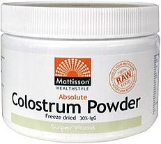 Absolute Colostrum Poeder 30
