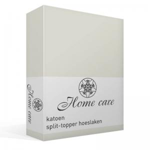 Home Care Katoen Split-topper Hoeslaken