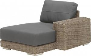 4 Seasons Outdoor Kingston Modular Chaise-longue Links Met 2 Kus