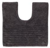 Sealskin Toiletmat Essence 45 X 50 Cm Antraciet 294438413