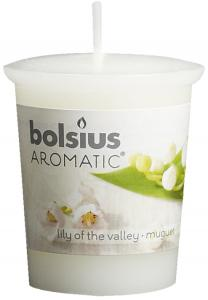 Bolsius Geurkaars Votive 53/45 Mm Lily Of The Valley