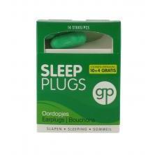 Get Plugged - Sleep Plugs 7 Paar (8717931560535)