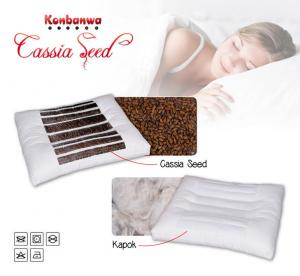 Cassia Seed Pillow By Konbanwa